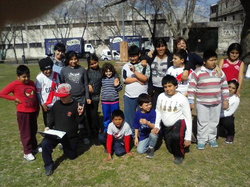 Grupos 5 y 7 Escuela Especial Nº5